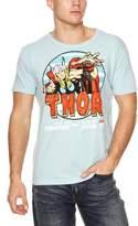 Logoshirt Vintage Marvel The Mighty Thor Logo Men's T-Shirt