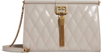 Givenchy Medium Leather Gem Quilted Bag