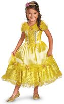 Disney Princess Belle Deluxe Sparkle Costume - Toddler/Kids