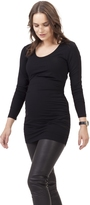 Isabella Oliver Maternity Layering Scoop Top