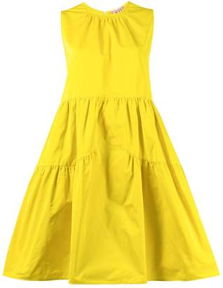 No.21 Tiered Flare Dress