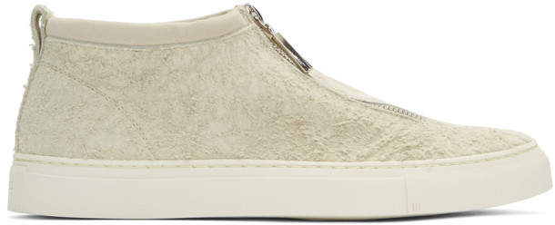 Diemme Off-White Fontesi Low Sneakers