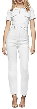 Good American Fit For Success Zippered Jumpsuit