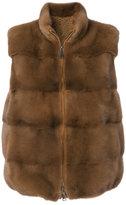 Manzoni 24 padded waistcoat