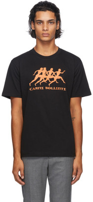 Carne Bollente Black Jeux Olympipes T-Shirt