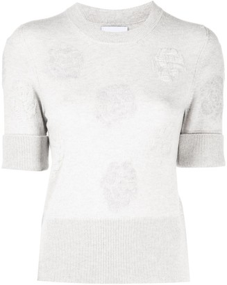 Barrie Rose Cashmere Knit Top