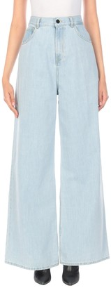 Jucca Denim pants - Item 42749908RO
