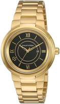Philip Stein Teslar Women's 'Active' Quartz Stainless Steel Casual Watch, Color:Gold-Toned (Model: 31-ACGB-GSS)