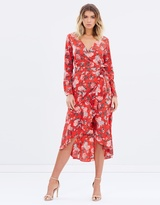 Regali Wrap Dress