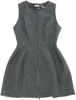 Alaia \N Green Wool Dresses