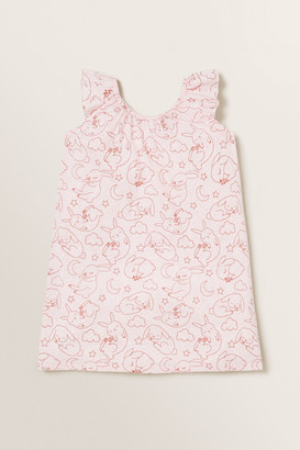Seed Heritage Apr G Sleepy Bunny Ss Nightie