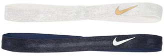 Nike Shine Headbands 2-Pack