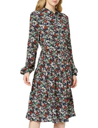 Only Women's ONLALICE L/S Calf Dress WVN Party