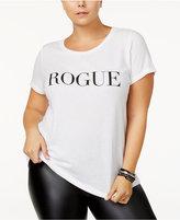 Sub Urban Riot Trendy Plus Size Rogue Graphic T-Shirt