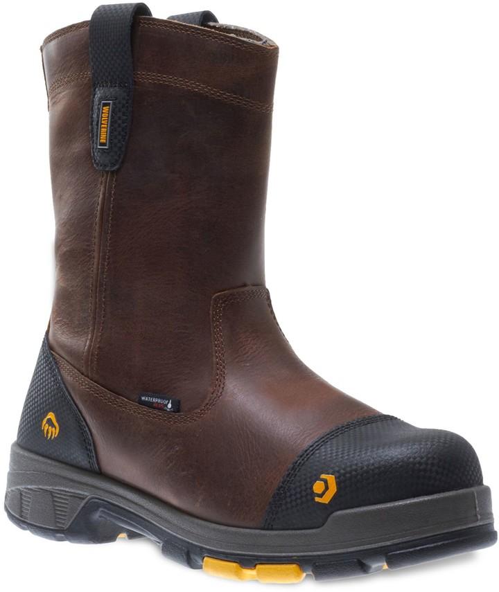59756cfb826 Cabor LX Wellington Men's Waterproof Work Boots