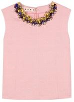 Marni Embellished top