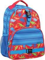 Stephen Joseph Dino All Over Print Backpack