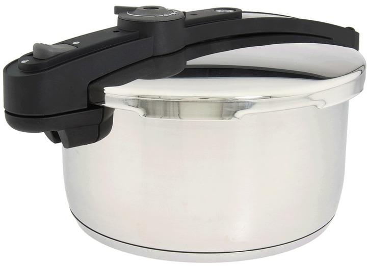 Fagor Chef 6 Qt. Pressure Cooker Model 918010051 (Silver) Individual Pieces Cookware