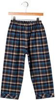 Boys Plaid Pants - ShopStyle