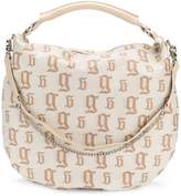 John Galliano monogram shoulder bag