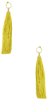 Vanessa Mooney The Firefly Tassel Earrings