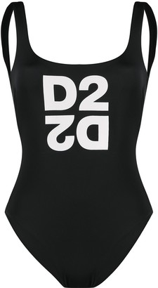 DSQUARED2 Logo One-Piece