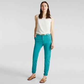 Esprit Cotton Mix Chinos with Belt