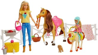 Barbie Hugs 'n' Horses