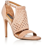 Jaggar Open Weave High Heel Sandals