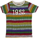 Scotch Shrunk STRIPED COTTON T-SHIRT
