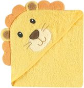 Baby Vision Luvable Friends® Lion Embroidery Hooded Towel
