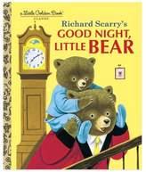 """Richard Scarry's """"Good Night, Little Bear"""" Little Golden Book®"""