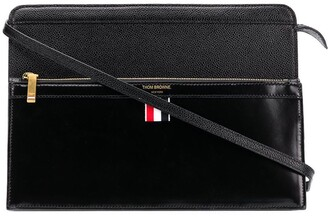 Thom Browne Mix Leather Lady Folio Bag