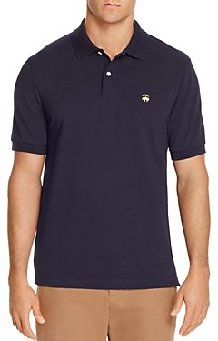 Brooks Brothers Slim Fit Pique Polo Shirt