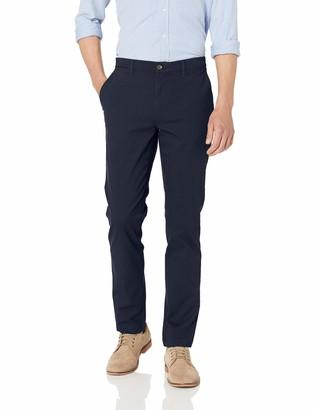 Amazon Essentials Skinny-Fit Broken-in Chino Pant Light Grey 36W x 31L