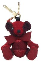 Burberry Shoes & Accessories Thomas Check Bear Charm