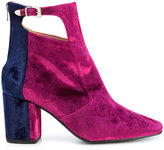 Toga Pulla cut out ankle boots