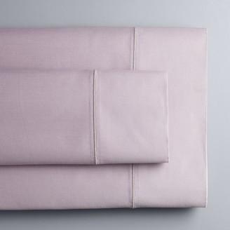Simply Vera Vera Wang 600 Thread Count Supima Cotton Rayon from Bamboo Sheet Set or Pillowcases