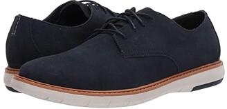 Clarks Draper Lace (Black Leather) Men's Shoes