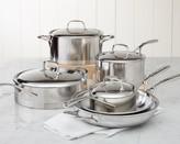 Demeyere Atlantis Stainless-Steel 10-Piece Cookware Set
