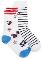 Tommy Hilfiger 2-Pack Crew Socks