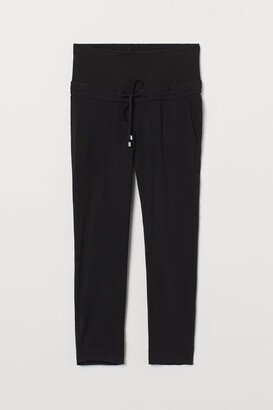H&M MAMA Pull-on trousers