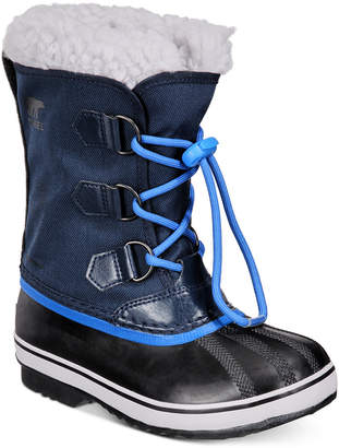 Sorel Youth Unisex Yoot Pac Nylon Boots Women Shoes