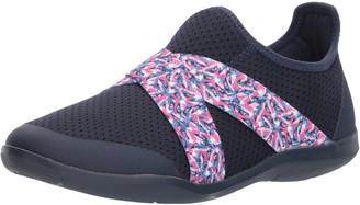 Crocs Women's Swiftwater Cross-Strap Slip-On Flat
