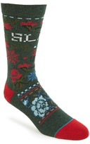 Stance Men's Slay Ride Crew Socks