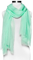 Merona Women's Ultra Soft Oblong Crinkle Scarf