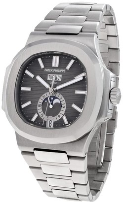Patek Philippe 2003 pre-owned Nautilus 43.5mm