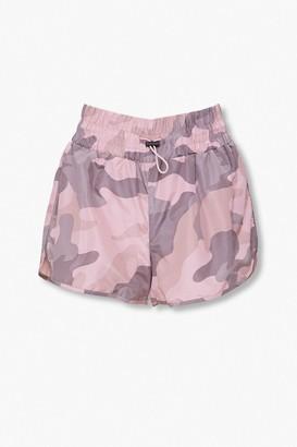 Forever 21 Camo Print Shorts