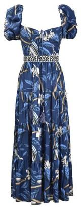 Johanna Ortiz Botanical Heritage Puff Sleeve Dress