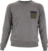 Sun 68 Wool-cotton Blend Sweater